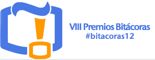 Logo premios Bitácoras 2012