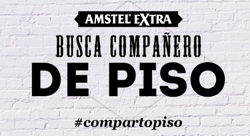Amstel Extra #compartopiso
