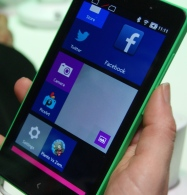 Interfaz Nokia X Software